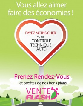Vente Flash mini